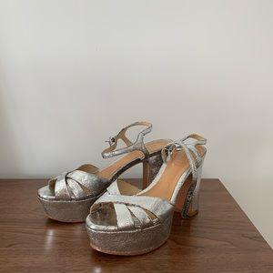 Schutz Keefa Heeled Sandals